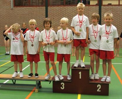 ClubkampJongensgroep2012