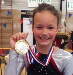 Iris Mogezomp Regio Kampioen 2015