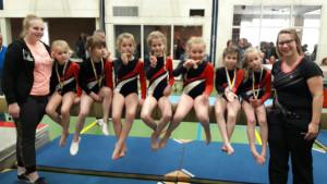 High-Five groep 6-9 jarigen met trainers