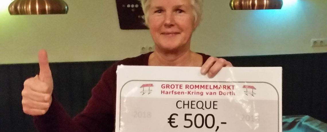 Bijdrage Rommelmarkt Harfsen